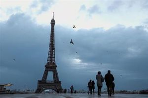 Kinh tế Pháp dự báo tăng 1,8% trong năm 2018