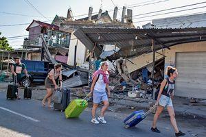 Động đất tại Indonesia, hàng trăm người thương vong