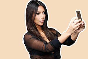 Loạt sự thật ít ai biết đằng sau những tấm hình triệu like của 'nữ hoàng selfie' Kim Kardashian