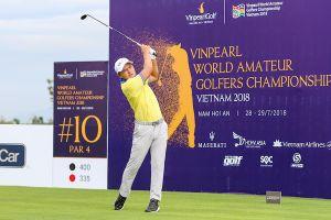 5 gôn thủ xuất sắc nhất Vinpearl WAGC Vietnam 2018 dự chung kết giải WAGC thế giới
