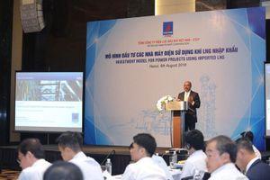 Mô hình đầu tư các nhà máy điện sử dụng khí LNG nhập khẩu