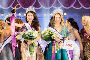 Nóng: Phan Thị Mơ đăng quang Hoa hậu Đại sứ Du lịch Thế giới 2018