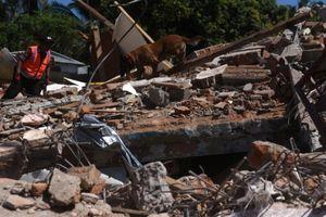 Liên tiếp các trận động đất tại Indonesia