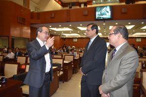 TP.Hồ Chí Minh mời gọi đầu tư các giải pháp chống ngập và xử lý nước thải