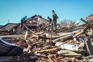 Đảo du lịch Lombok của Indonesia lại rung chuyển vì động đất