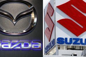 Cổ phiếu Madza, Suzuki cùng giảm sau phát hiện gian lận kiểm tra khí thải