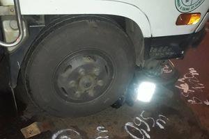Tai nạn giữa 2 xe máy và xe tải, 3 người thương vong