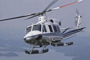 Rơi máy bay trực thăng cứu hộ tại Nhật Bản