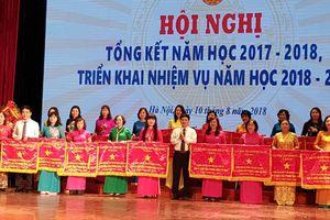 Phó Chủ tịch UBND TP Hà Nội Ngô Văn Quý: Quan tâm, hỗ trợ các trường ở khu vực khó khăn