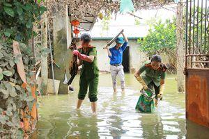 Chương Mỹ: Sau ngập, nguy cơ thiếu nước sạch hiện hữu