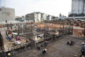 Phú Đông Premier thi công vượt tiến độ