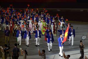 Đoàn thể thao Việt Nam dự ASIAD 2018: Vẫn đặt chỉ tiêu cao