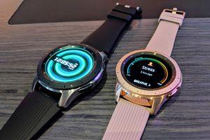 Đồng hồ Galaxy Watch, loa thông minh Galaxy Home trình làng