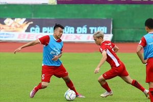 U23 Việt Nam mất Thành Chung vì chấn thương, HLV Park Hang-seo gọi Minh Vương thay thế