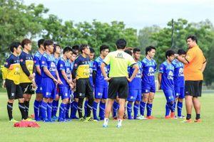 Thái Lan, Malaysia gặp khó trước ASIAD