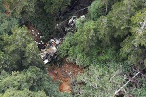 Rơi trực thăng cứu hộ tại Nhật Bản, chín người chết và mất tích