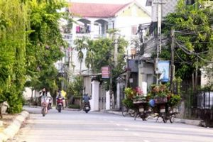 Văn Giang, Hưng Yên: Vững vàng chuẩn bị 'về đích' NTM năm 2018