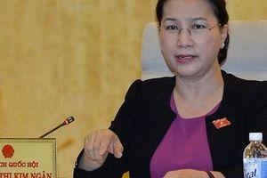 Đại sứ Ai len viết thư cho Chủ tịch Quốc hội 'kêu' dự án ODA chậm