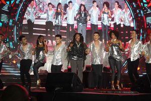 'Lửa mùa hè' với Boney M tại Nha Trang