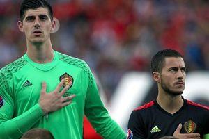 Lôi kéo Hazard đến Real Madrid, Courtois 'châm dầu vào lửa'