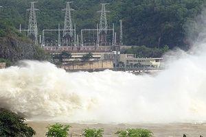 3 thủy điện ở miền Bắc cùng xả lũ