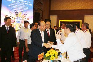 Thủ tướng Chính phủ Chủ trì hội nghị xúc tiến đầu tư tại TP Cần Thơ