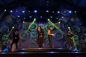 Show Boney M 'Lửa trại hè' tại Vinpearl Nha Trang: Âm nhạc quyết rũ mọi thế hệ