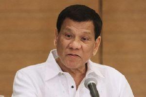 Tổng thống Duterte dọa giết cảnh sát tha hóa trên truyền hình trực tiếp