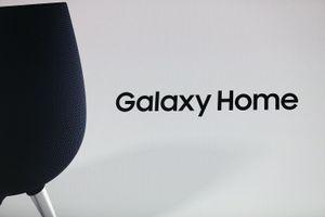 Samsung ra mắt loa thông minh Galaxy Home với trợ lí ảo Bixby