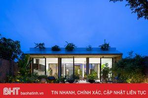 Ngôi nhà vườn này giúp bạn sống hài hòa với thiên nhiên