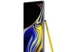 Samsung ra mắt Galaxy Note 9 trang bị bút cảm ứng thế hệ mới