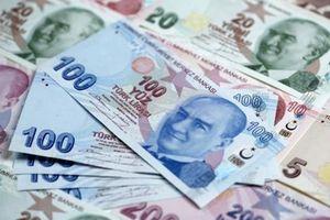 Đồng lira của Thổ Nhĩ Kỳ giảm xuống mức thấp kỷ lục so với USD