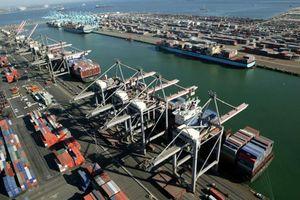 Chiến tranh thương mại Mỹ-Trung: Cảng biển Hoa Kỳ sẽ hứng đòn đầu tiên