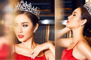 Á hậu 'Siêu vòng 3' Thanh Trang nhận lời làm giám khảo Hoa hậu các quốc gia 2018