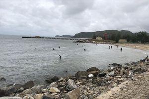 Nhiệt điện Quảng Trạch (Quảng Bình): Sẽ đổ 2,5 triệu m3 đất cát thải ra biển