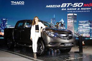 Mazda BT-50 bổ sung thêm bản mới, giá 729 triệu đồng