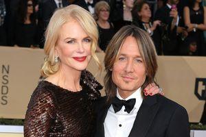 Nicole Kidman và Keith Urban - tình yêu nảy mầm từ đổ vỡ
