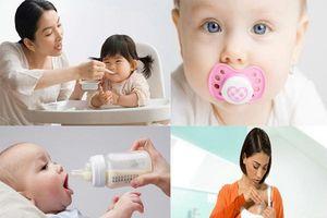 Những lý do có thể khiến mẹ ngưng cho con bú và cách cai sữa hợp lý cho trẻ
