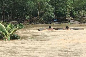 Tây Nguyên mưa lớn gây thiệt hại về người và tài sản