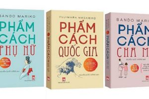 3 cuốn sách làm sôi nổi nước Nhật lần đầu xuất hiện tại Việt Nam