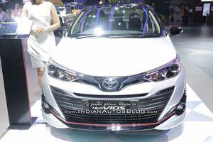 Toyota Vios ra phiên bản thể thao: Chỉ là 'bình mới rượu cũ'!