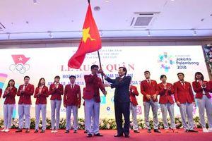 Đoàn Thể thao Việt Nam xuất quân tham dự ASIAD 18