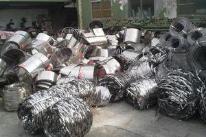 Ngành thép muốn tiếp tục được nhập sắt thép vụn phục vụ sản xuất