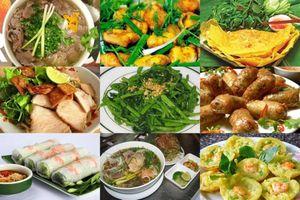 Khơi lại nét đẹp trong văn hóa ẩm thực người Hà Nội