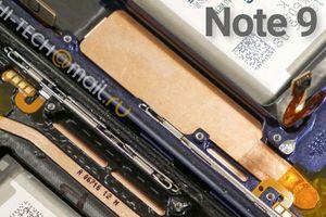 Samsung Galaxy Note 9 trang bị tản nhiệt như laptop