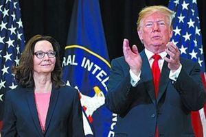 Giám đốc CIA Gina Cheri Haspel – Sự nghiệp của những nỗ lực và tai tiếng