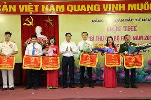 Chi bộ Đoàn thanh niên Bắc Từ Liêm giành giải Nhất Bí thư Chi bộ giỏi