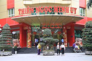 Tổng cục Thuế lên tiếng về việc tôn vinh Thiên Ngọc Minh Uy