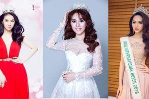 Hành trình từ ca sĩ đến hoa hậu của Thùy Lâm, Miko Lan Trinh, Hương Giang Idol