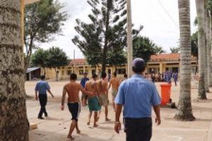 Hàng trăm học viên trốn trại cai nghiện ma túy